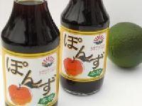 吉田屋醤油の本橙ぽんず