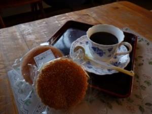 こあ喫茶 コーヒー